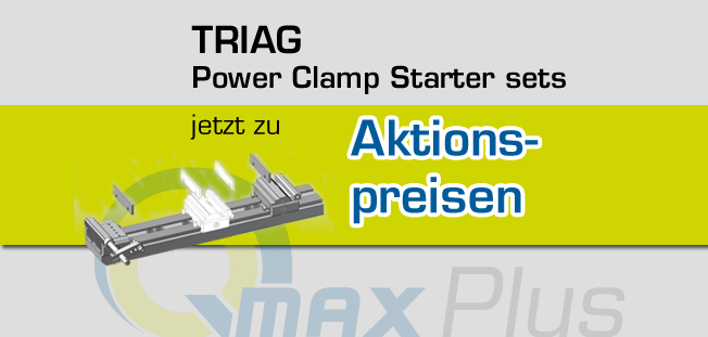 Triag Power Clamp Aktion